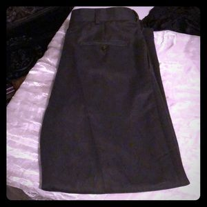 George 30x30 men's dress pants charcoal